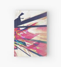 Abstract Geometry Hardcover Journal