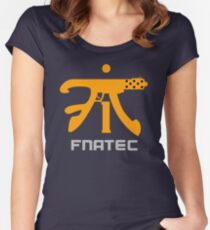 Fnatic Fnatec Tec9 Women's Fitted Scoop T-Shirt