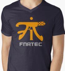 Fnatic Fnatec Tec9 Men's V-Neck T-Shirt