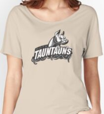 HOTH TAUNTAUNS FOOTBALL TEAM Women's Relaxed Fit T-Shirt