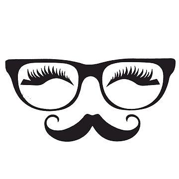 Hipster Geek by keroquesilva