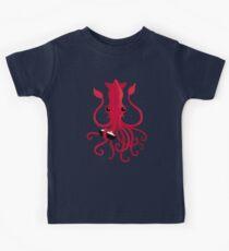 Kraken Attaken Kids Tee