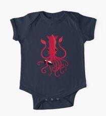 Kraken Angenommen Baby Body Kurzarm
