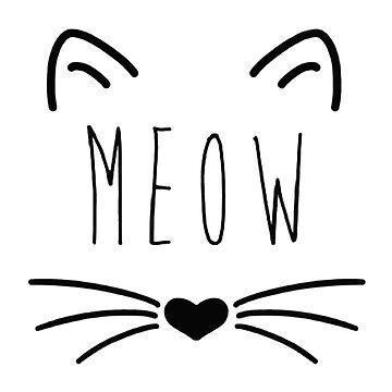 MEOW by keroquesilva