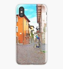 L'Aquila: buildings iPhone Case/Skin