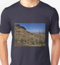 Glassford Hill Volcano From Brand New Trail Unisex T-Shirt