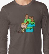 SNOOPY-DOO - SHAGGY BROWN T-Shirt