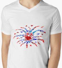 Low Poly Firework T-Shirt