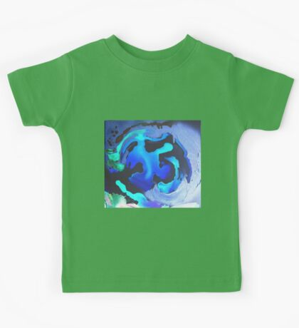 Swim with the Mermaids in the Great Natural Deep Blue Sea Kids Clothes