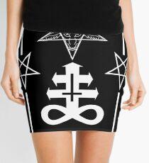 Signs of Satan Mini Skirt