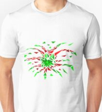 Low Poly Firework T-Shirt