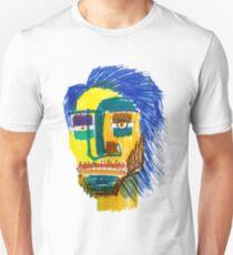 Marker Face Slim Fit T-Shirt