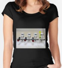 Lego Imperial fairy Women's Fitted Scoop T-Shirt