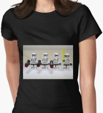 Lego Imperial fairy Women's Fitted T-Shirt