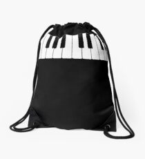 Piano Drawstring Bag