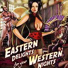 SheVibe Vibratex Eastern Delights - Western Nights Cover Art by shevibe