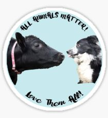 Love Them All Sticker