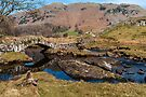 Slaters Bridge, Little Langdale. by Stephen Miller