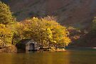 Wastwater Boathouse by Stephen Miller