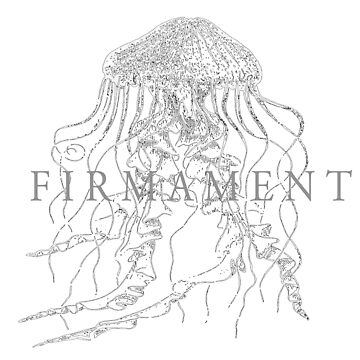 Firmament Official Merchandise - Cnidarian Black by Firmament