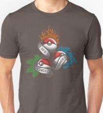 Life's Hardest Choice - Pokemon T-Shirt