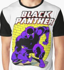 Black panther  Graphic T-Shirt