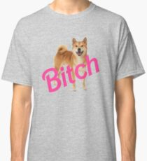 Bitch Shibe Classic T-Shirt