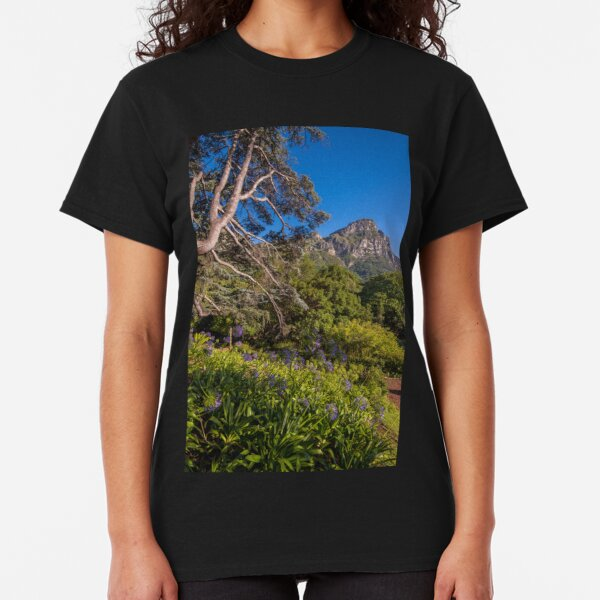 View from Kirstenbosch, South Africa Classic T-Shirt