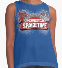 Inspector Spacetime Blorgon Edition Contrast Tank