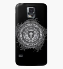 Luther Rose Christian Luther Seal Case/Skin for Samsung Galaxy