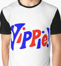 YIPPIE Graphic T-Shirt
