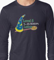 Level 5 Laser Lotus Long Sleeve T-Shirt