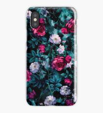 RPE FLORAL ABSTRACT III iPhone Case