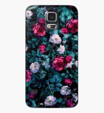 RPE FLORAL ABSTRACT III Hülle & Klebefolie für Samsung Galaxy