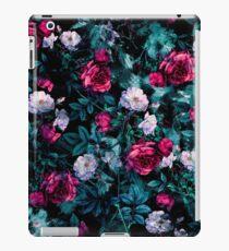 RPE FLORAL ABSTRACT III iPad Case/Skin