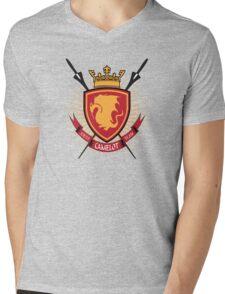 Camelot Jousting Team Mens V-Neck T-Shirt