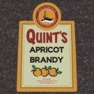 Quint's Apricot Brandy by AngryMongo