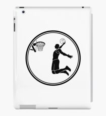 Mens Basketball iPad Case/Skin