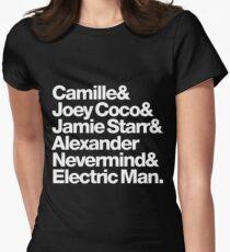 Prince Aliases Joey Coco & Jamie Starr Threads T-Shirt