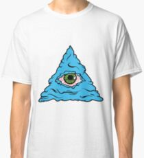 Money on the Mind (Blue) Classic T-Shirt