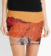 Mars Holidays Mini Skirt