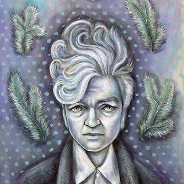 David Lynch by brettisagirl