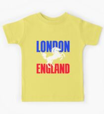 LONDON, ENGLAND-2 Kids Tee