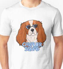 CAVALIER SQUAD (blenheim) Unisex T-Shirt