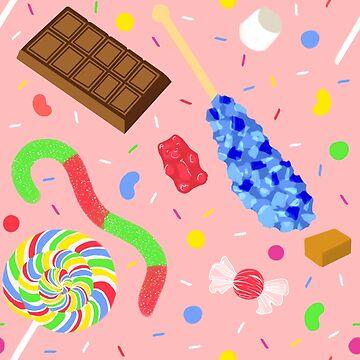 Candy Coated by hazelthexton