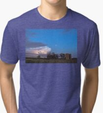 Country Storm Gone By Tri-blend T-Shirt