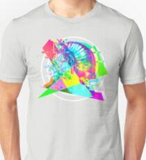 Daft Punk'd: Derezzed_04 Unisex T-Shirt