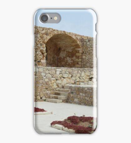 Venetian Harbour windows iPhone Case/Skin