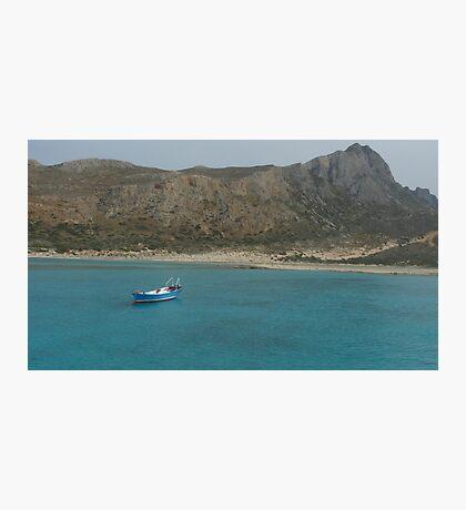 Balos Lagoon Photographic Print