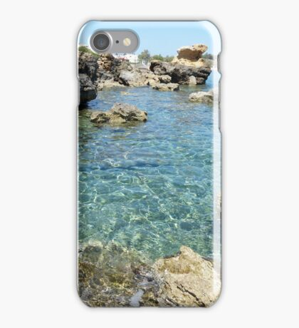 Volcanic Seashore iPhone Case/Skin